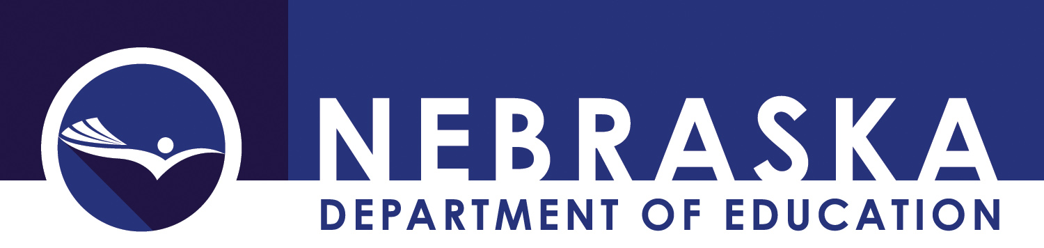 Logo for Nebraska Deptartment of Education