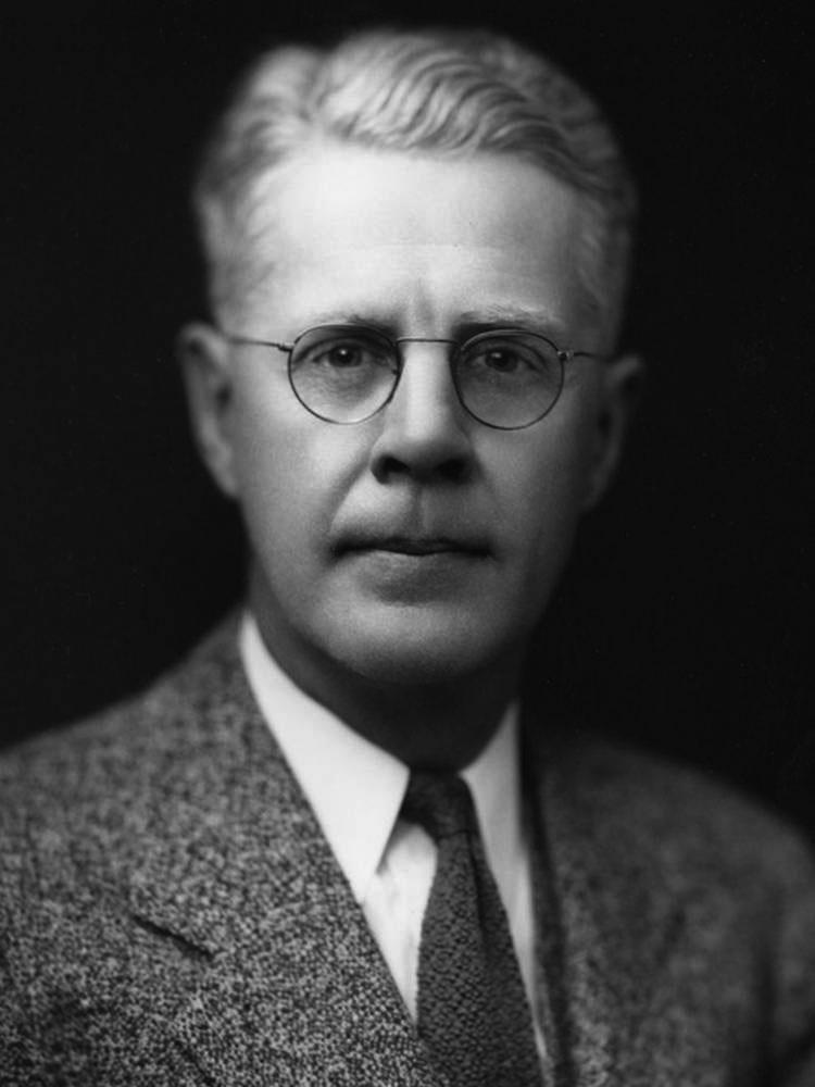 Chauncey Boucher, portrait