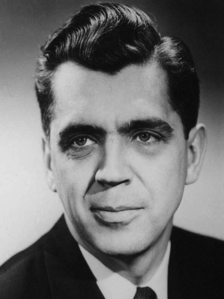 Portrait of Clifford M. Hardin