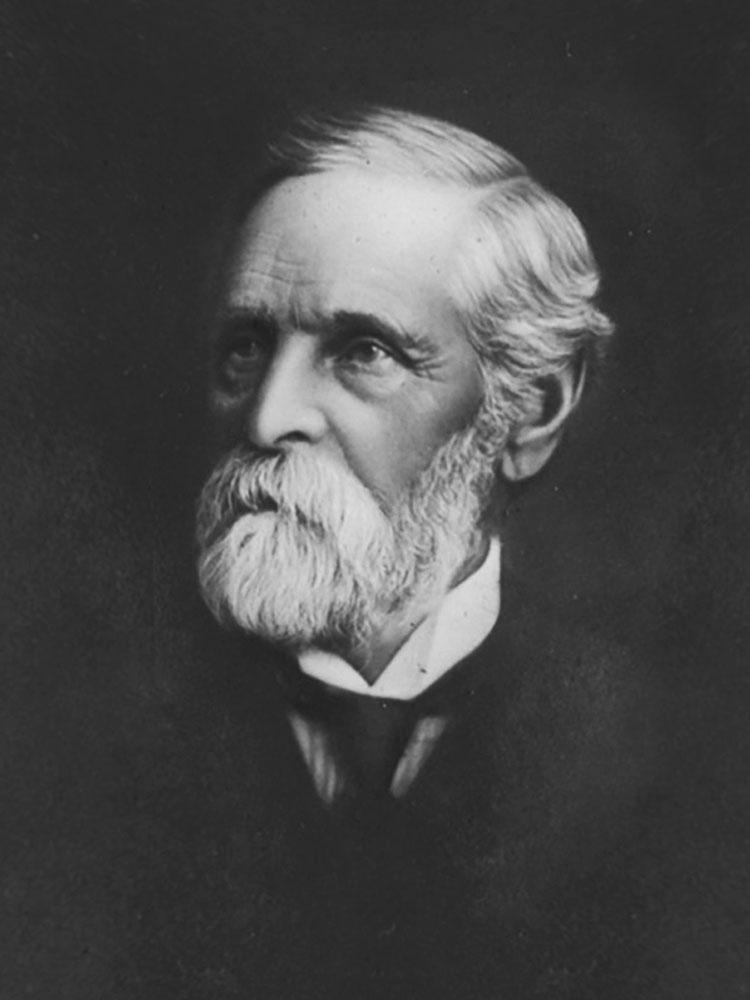 Portrait of Allen R. Benton