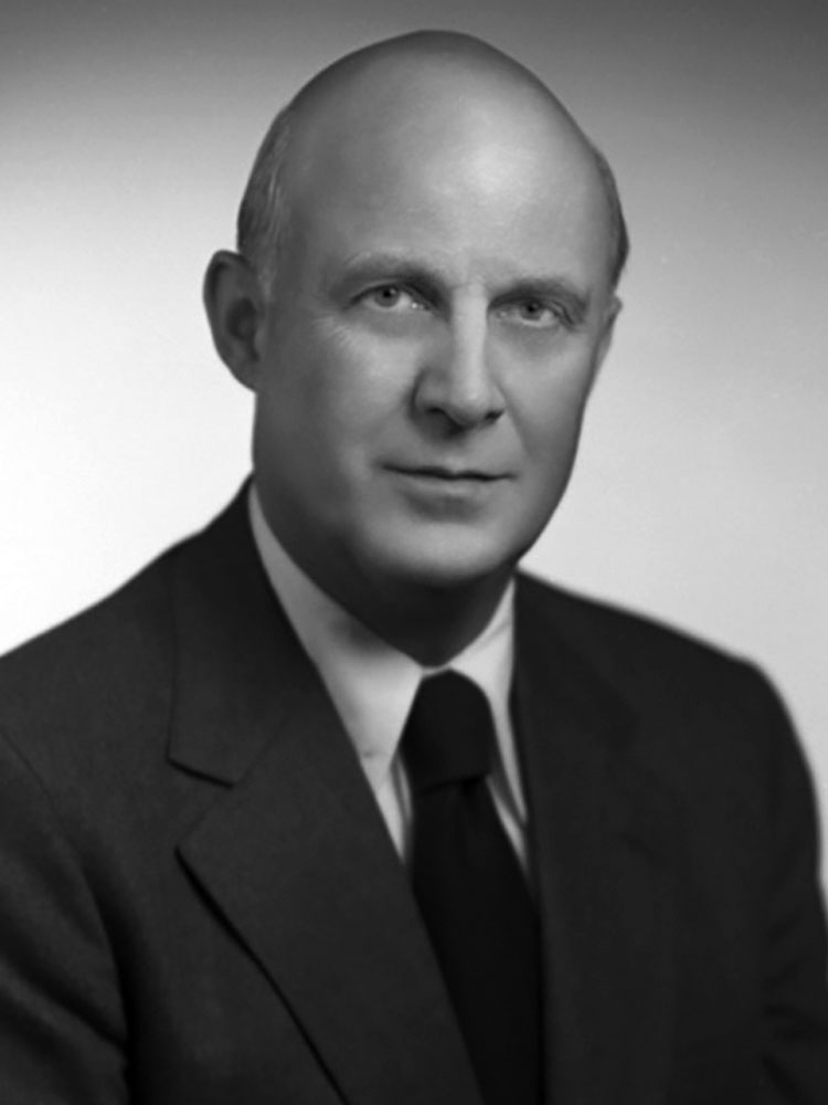 Portrait of Roy Young