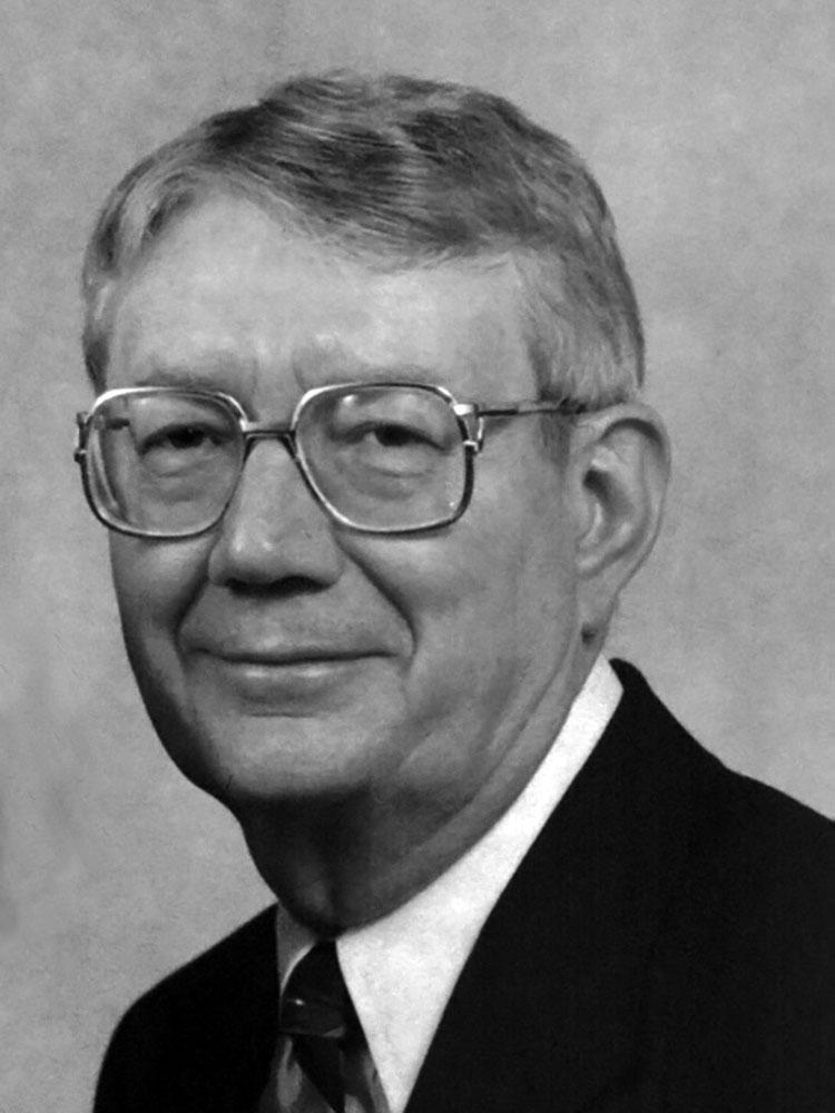 Portrait of Martin A. Massengale