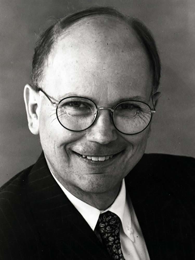 Portrait of James C. Moeser