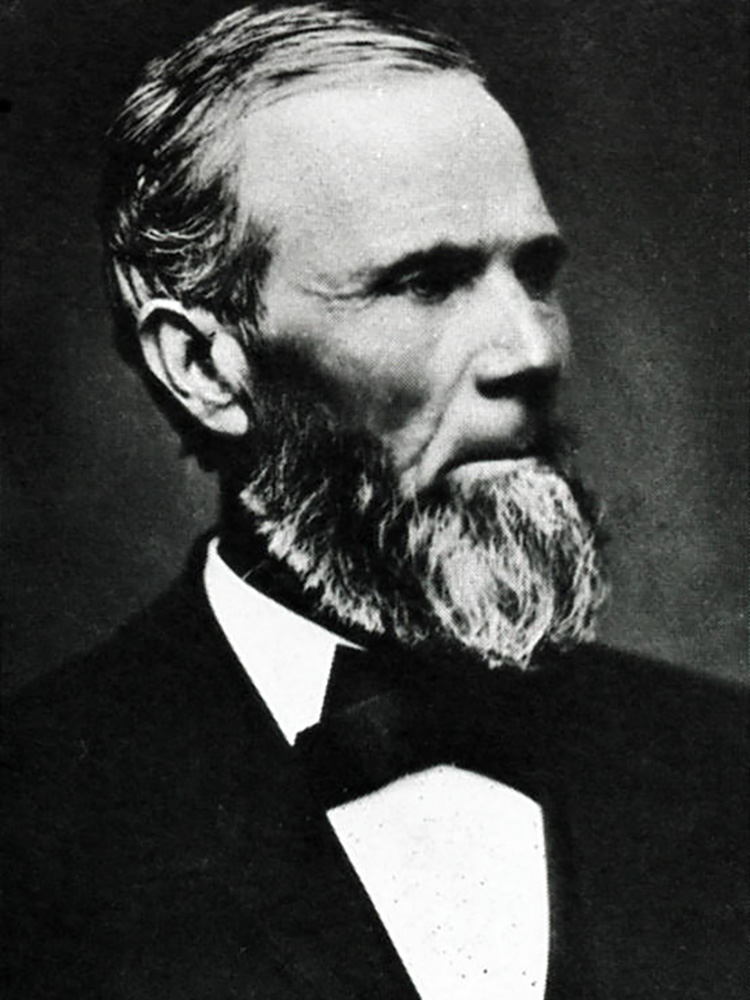 Portrait of Edmund Burke Fairfield