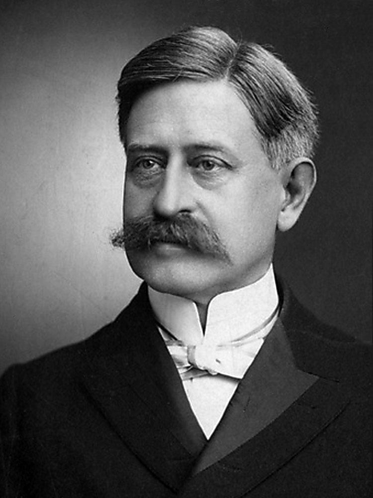 Portrait of George Edwin MacLean