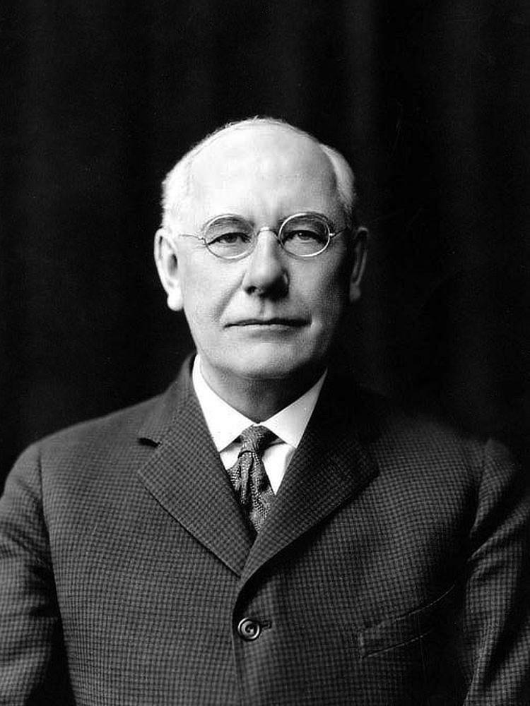 Portrait of Samuel Avery