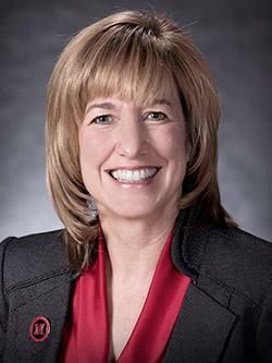 Kathy Farrell portrait