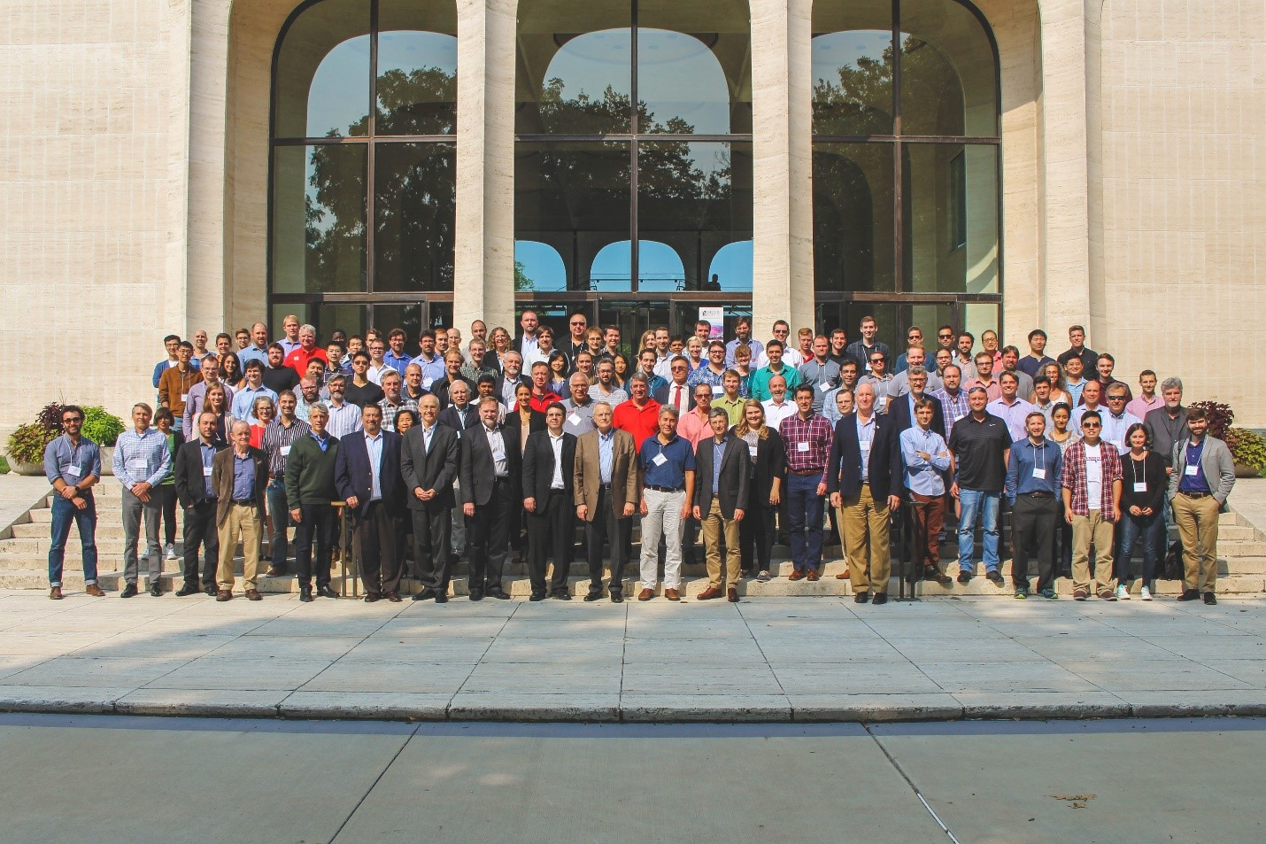 Picture of all LaserNet US Attendees
