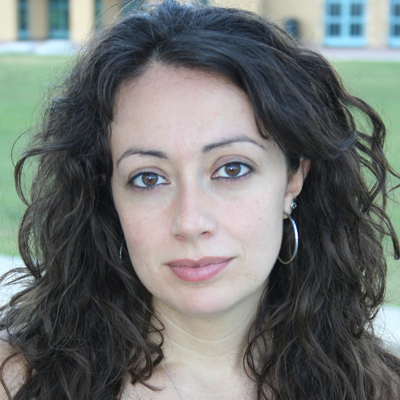 Photo of Jennine Capó Crucet; links to faculty profile