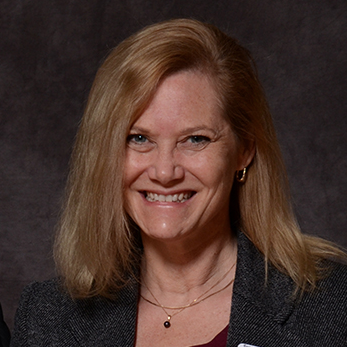 Photo of Beverley Rilett; links to faculty profile