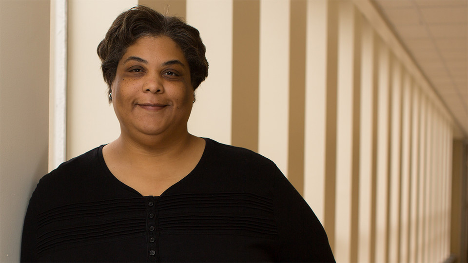 ; links to news story Roxane Gay kicks off Creative Writing Month