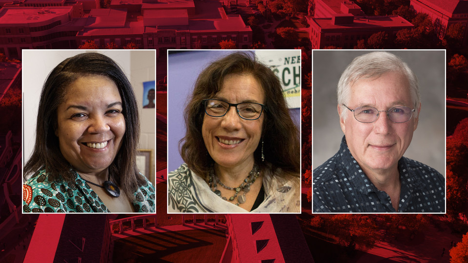 ; links to news story Three Husker faculty earn Fulbrights