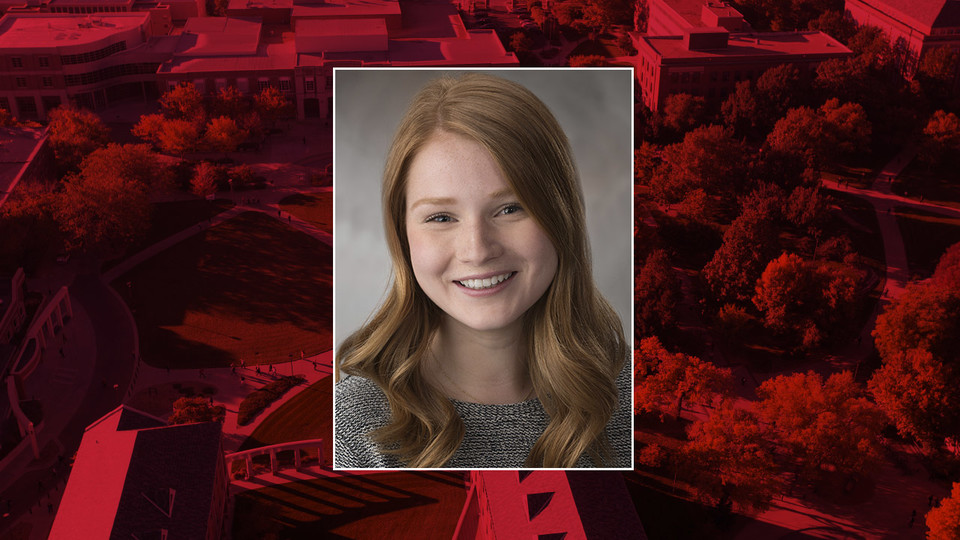 ; links to news story 2018-19 Fulbright: Emma Himes