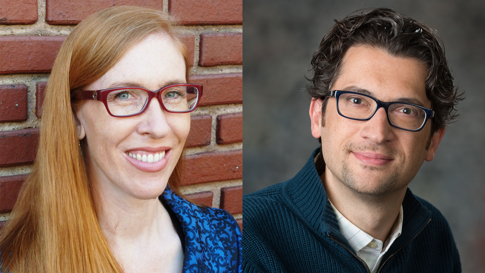 ; links to news story Faculty Senate to present Abel and Schleck with Academic Freedom Award