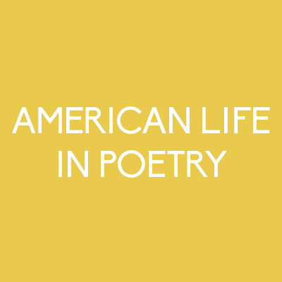 American Life in Poetry logo