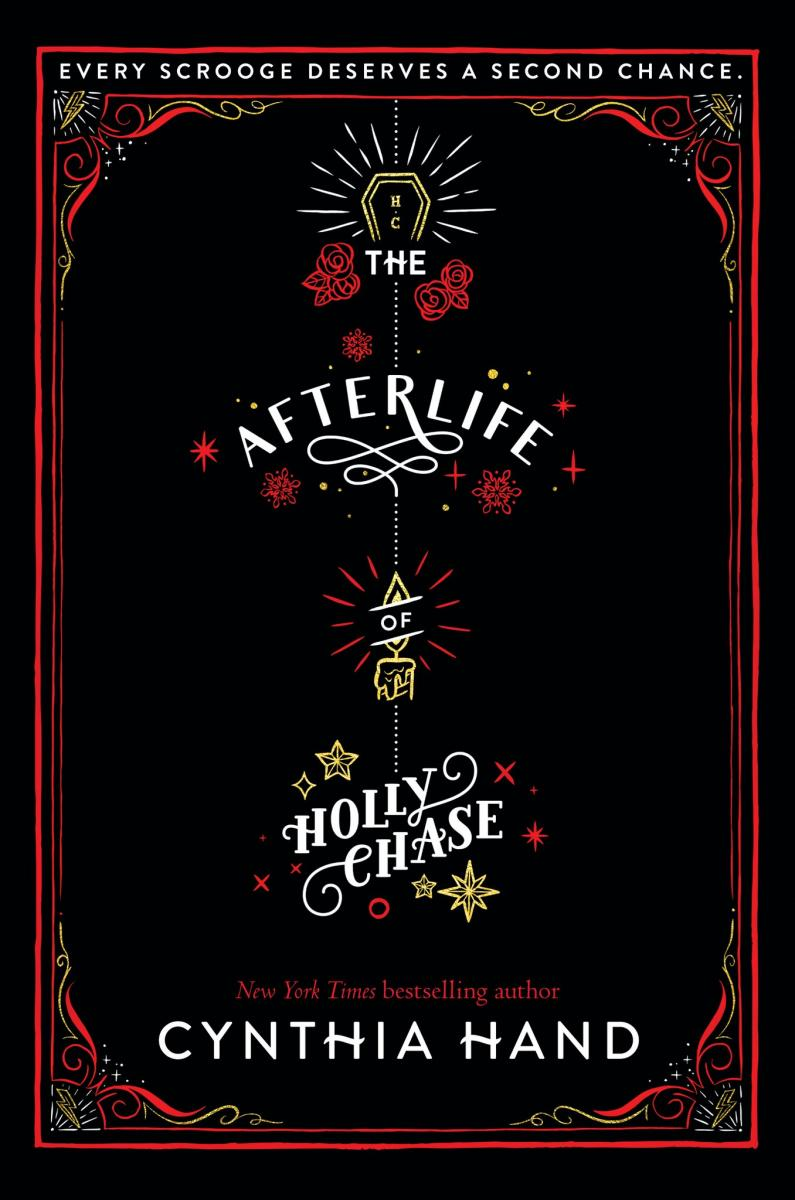 Cover of THE AFTERLIFE OF HOLLY CHASE