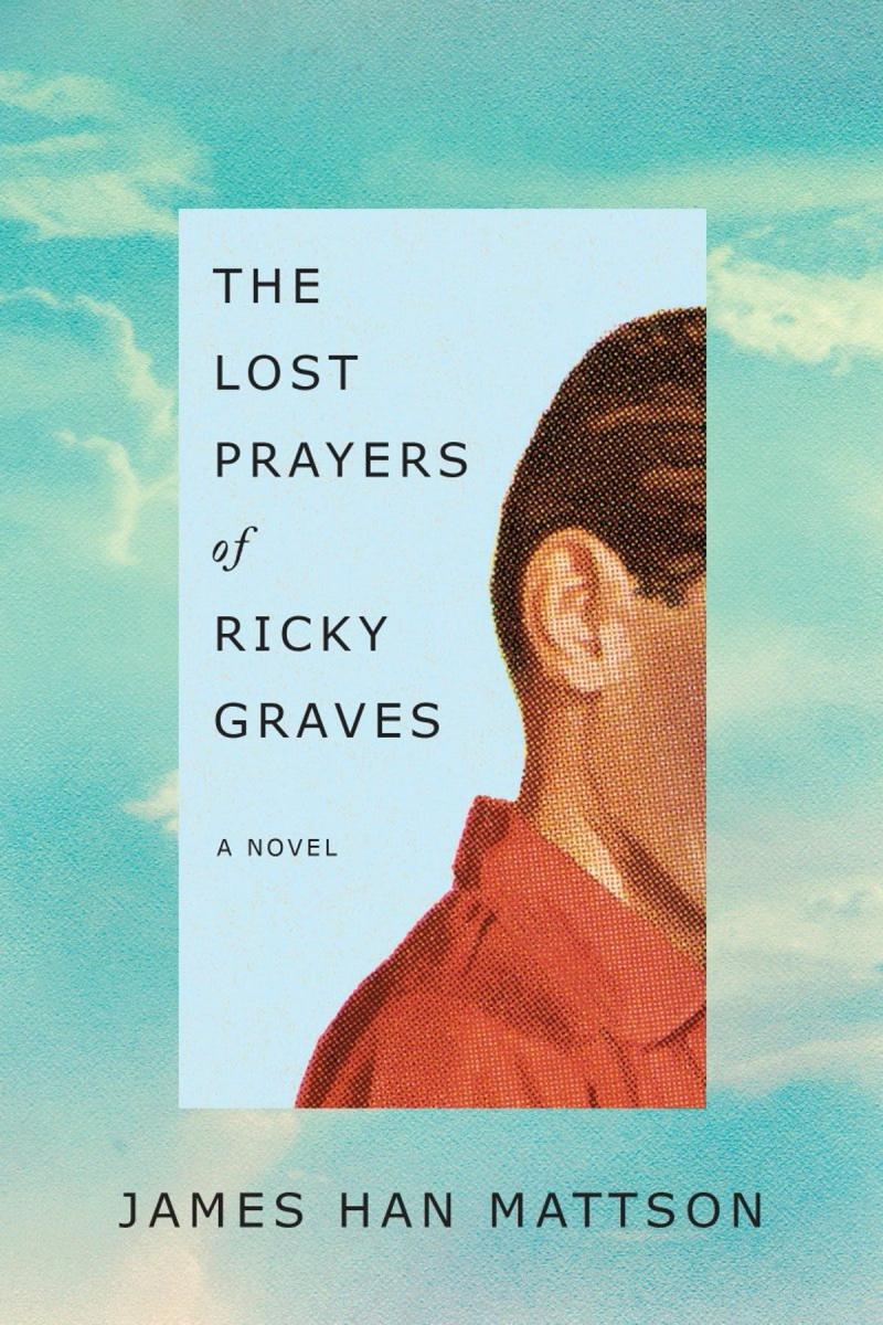 Cover of THE LOST PRAYERS OF RICKY GRAVES