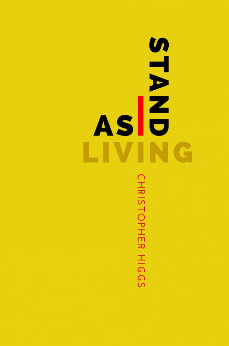 Cover of AS I STAND LIVING