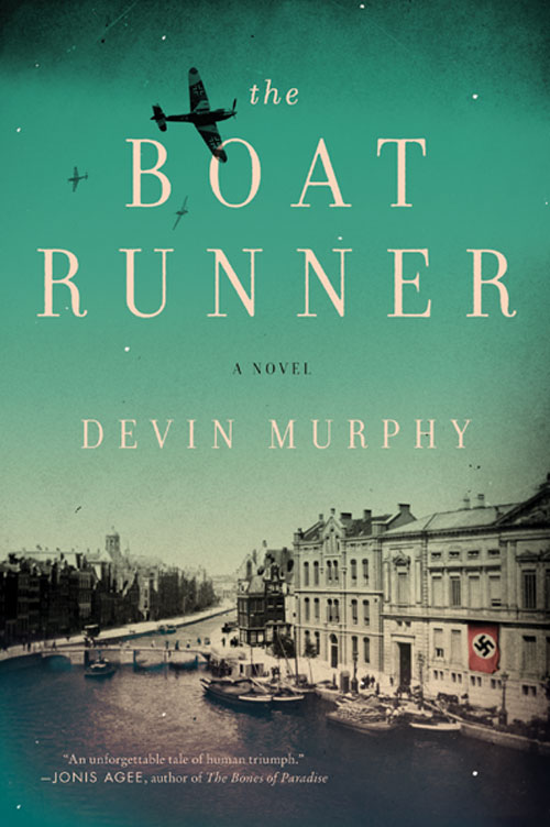 Cover of THE BOAT RUNNER