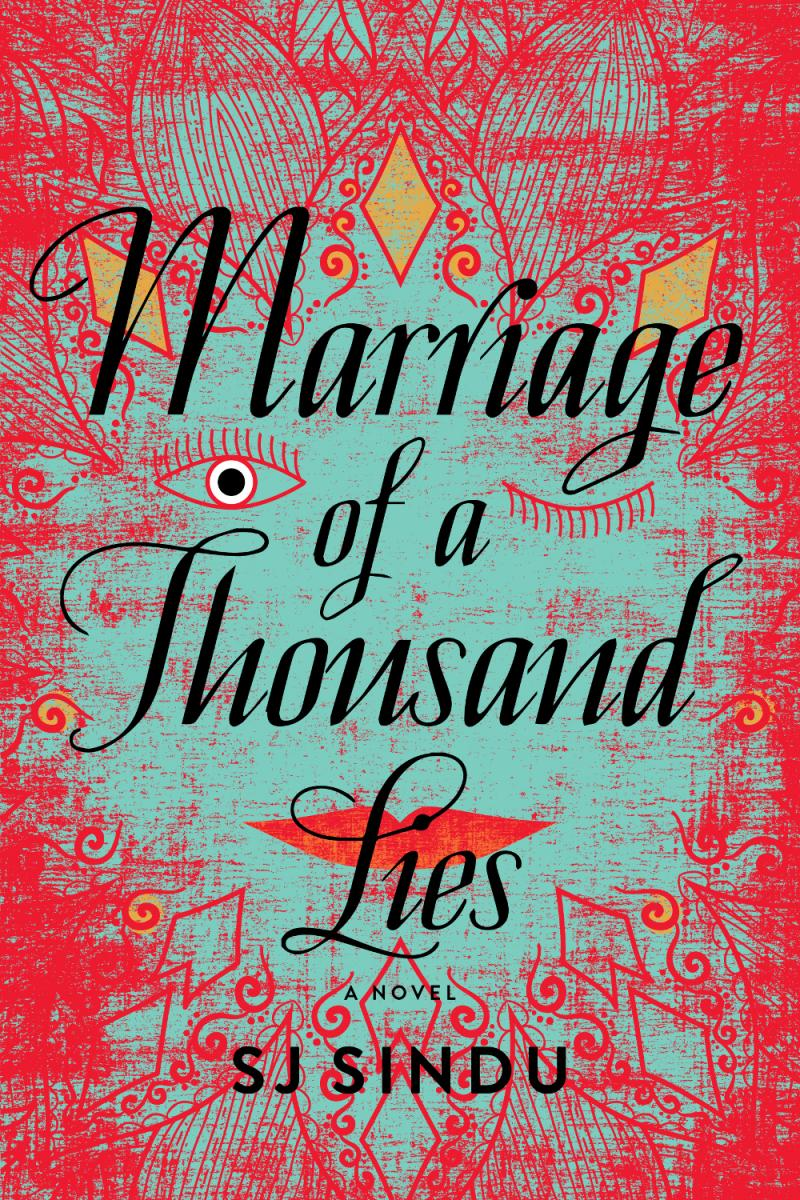 Cover of MARRIAGE OF A THOUSAND LIES