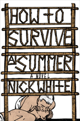 Cover of HOW TO SURVIVE A SUMMER