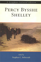 Cover image for Percy Bysshe Shelley
