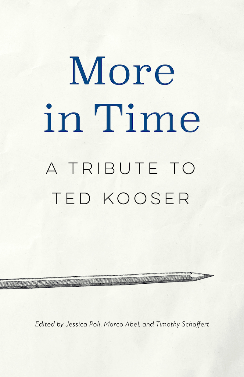 Cover of MORE IN TIME anthology