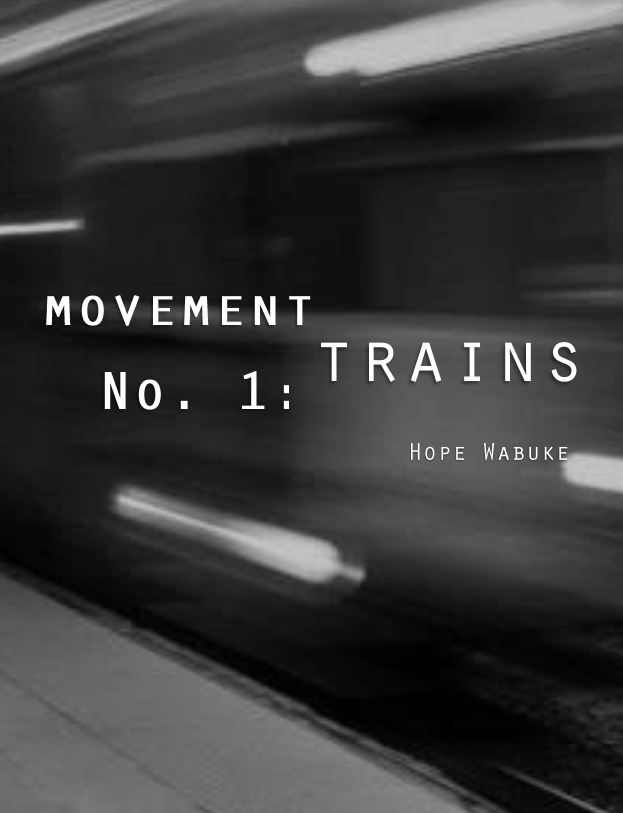 Cover image for Movement No. 1: Trains