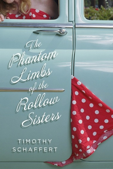 Cover image for The Phantom Limbs of the Rollow Sisters