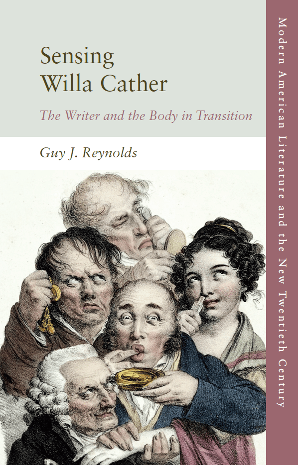 Cover of SENSING WILLA CATHER