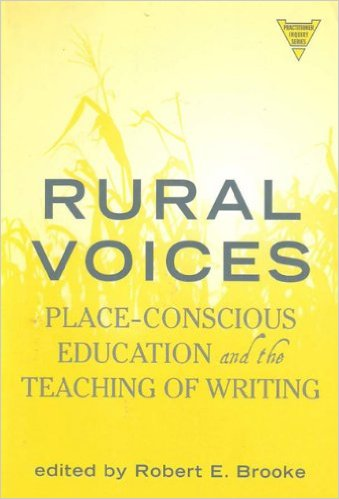 Cover image for Rural Voices: Place-Conscious Education and the Teaching of Writing