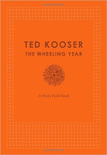 Cover image for The Wheeling Year: A Poet's Field Book
