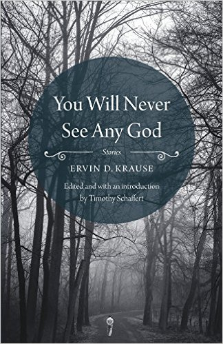 Cover image for You Will Never See Any God: Stories
