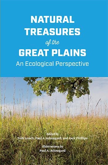 Lynch publishes volume of Great Plains enviromental writing