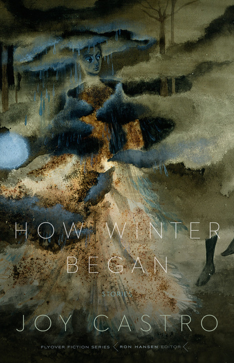 Cover image of How Winter Began by Joy Castro.