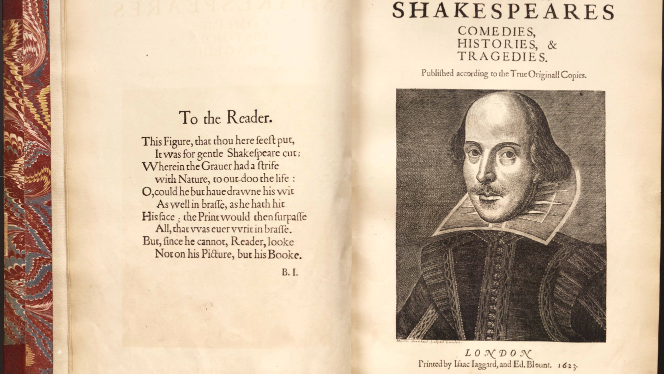 an analysis of the innovations of william shakespeare on his literary works