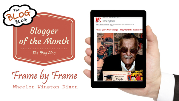 Dixon earns 'Blogger of the Month' from ProfNet