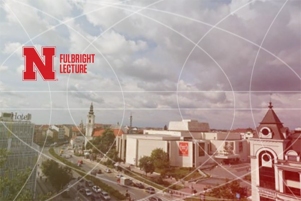 Fulbright Lecture; links to news story
