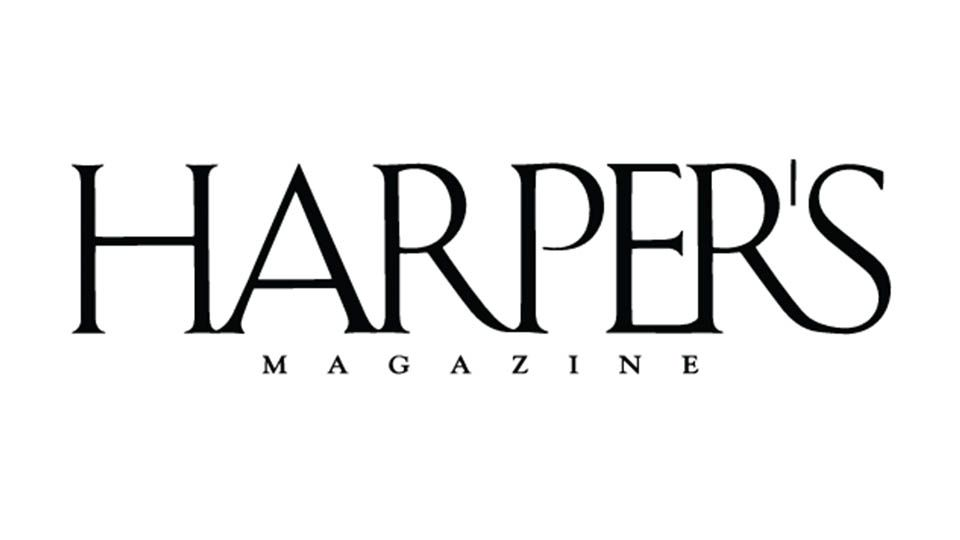 Harper's: 'The Speakeasy' by Dave Madden, PhD 2010