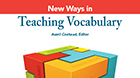 Cover image from New Ways In Teaching Vocabulary by Jean L. Arnold