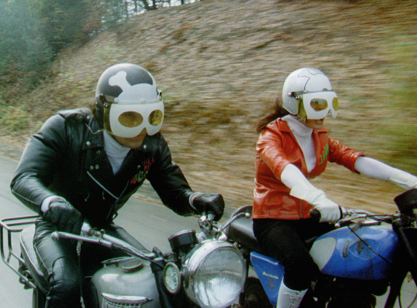 Motorcyclists from Psychomania