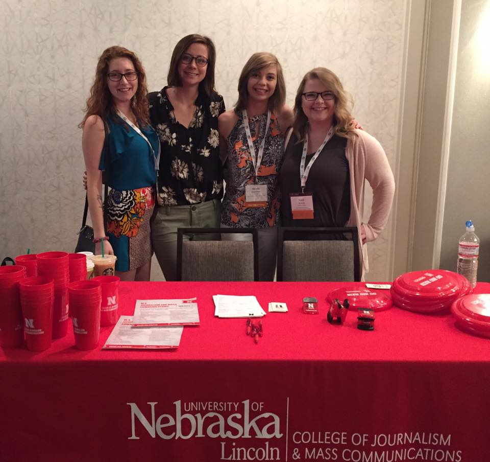 UNL students at ACES conference