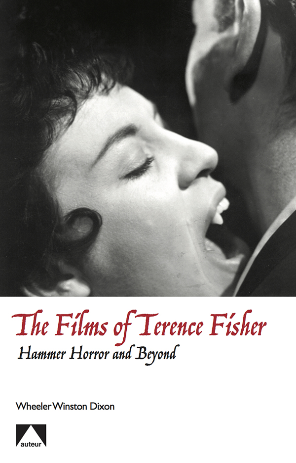 Cover of THE FILMS OF TERENCE FISHER