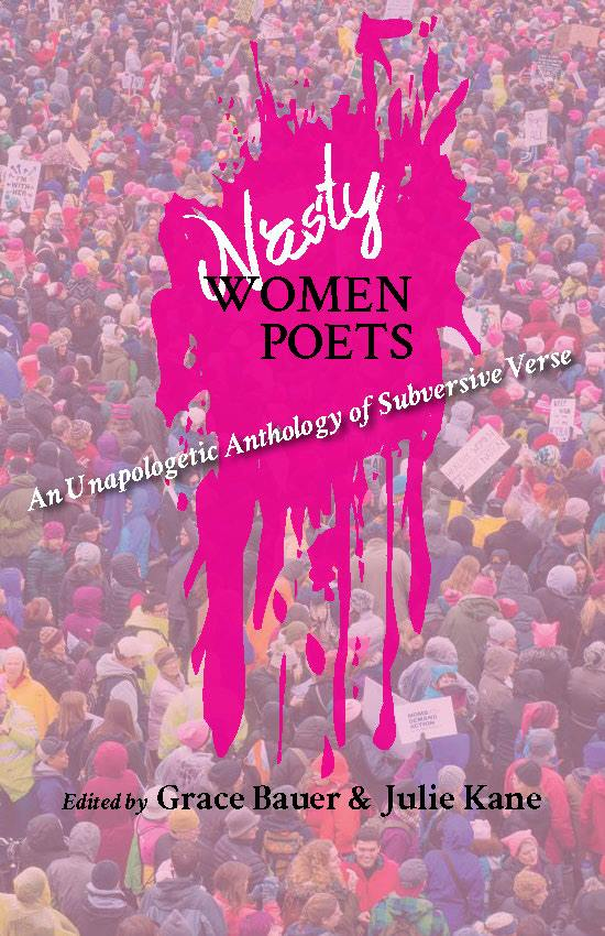 Cover of Nasty Women Poets