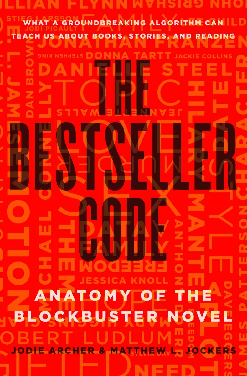 Cover of THE BESTSELLER CODE