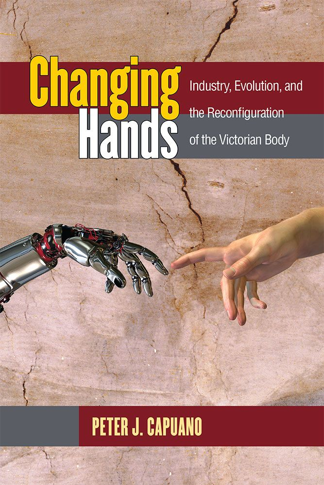 Cover of CHANGING HANDS by Pete Capuano