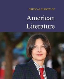 Cover of Critical Survey of American Literature