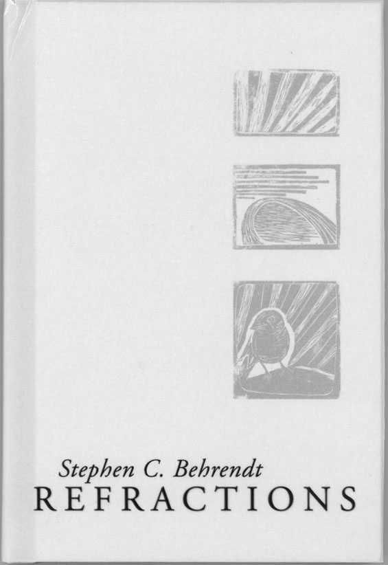 Cover image of Refractions by Stephen Behrendt