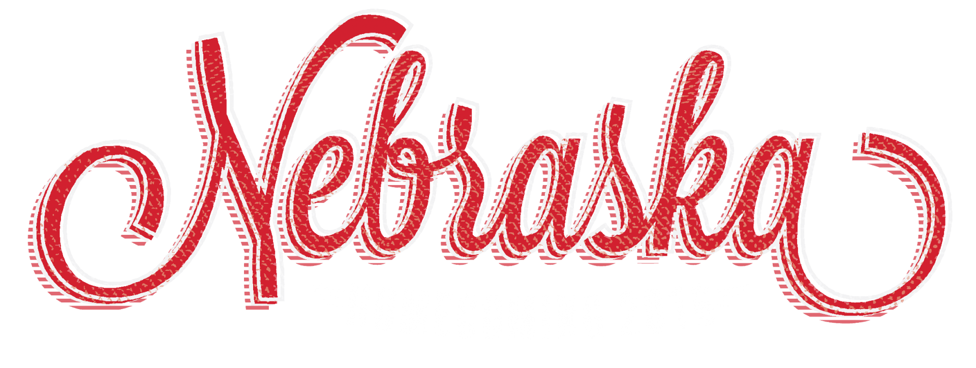 Nebraska Homecoming 2016 illustration