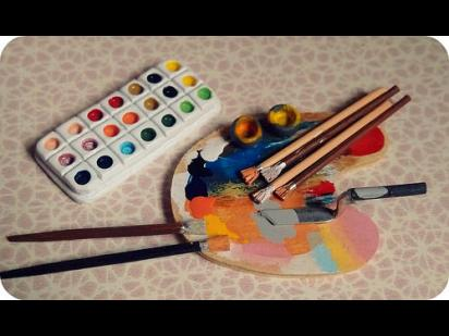 painter's palette